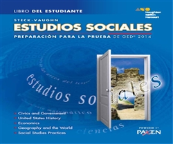 Steck-Vaughn GED Test preparation Spanish Student Edition Social Studies
