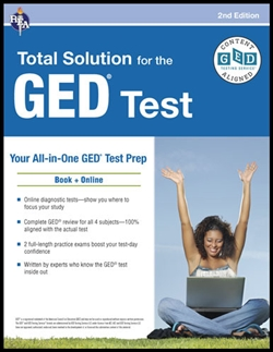 REA's Total Solution for the GED Test, 2nd Edition