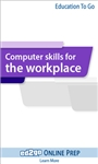 Computer skills for the workplace