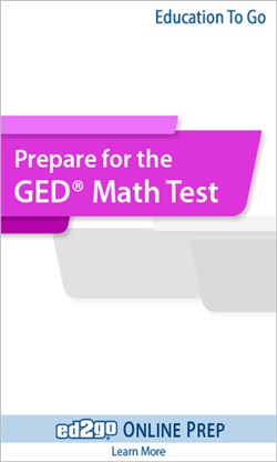 Prepare for the GED Math Test