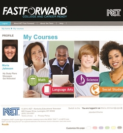Fast Forward: Your Study Guide to the GED Test