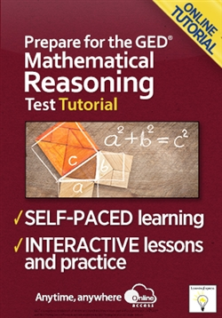 Prepare for the GED<sup>®</sup> Mathematical Reasoning Test