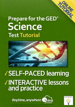 Prepare for the GED<sup>®</sup> Science Test