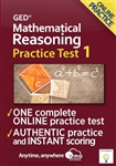 GED® Mathematical Reasoning Practice Test 1