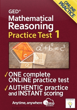 GED Mathematical Reasoning Practice Test 1
