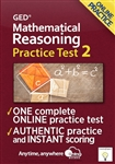 GED® Mathematical Reasoning Practice Test 2