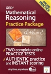 GED® Mathematical Reasoning Practice Package