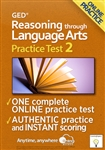 GED Reasoning through Language Arts Practice Test 2