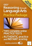 GED Reasoning through Language Arts Practice Package