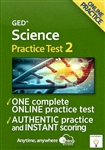 GED® Science Practice Test 2