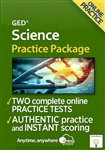 GED Science Practice Package