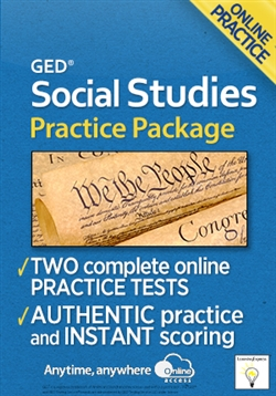 GED Social Studies Practice Package
