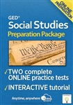 GED Social Studies Preparation Package