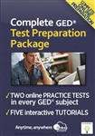 Complete GED Test Preparation Package