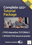 Complete GED Tutorial Package