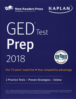 Kaplan GED 2018 Strategies, Practice, and Review