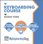 My Keyboarding Course Access Code