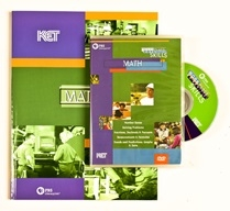 Workplace Essential Skills Math DVD with Workbook