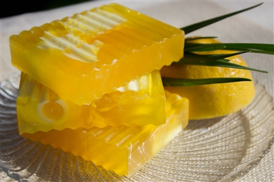 Lemongrass 4oz. Soap