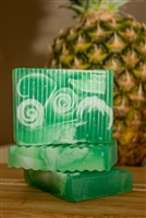 Pineapple Cilantro 4oz. Soap