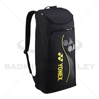 Yonex 8322EX BLACK Tournament Active Backpack Bag