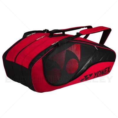 Yonex 8326-EX Red Tournament Active Badminton Tennis Thermal Bag