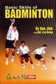 Han Jian Basic Skills of Badminton Book (Softcover)