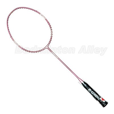 Gosen Roots Gavun Pink Excellent Badminton Racket