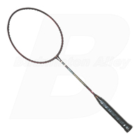 Gosen Roots Gavun 5000 Titanium Badminton Racket (Wine Red)