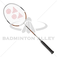 Yonex Muscle Power 7 (MP7) White Orange Badminton Racket