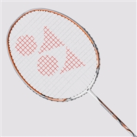 Yonex NanoRay 10F (NR10F-4UG4) White Orange Badminton Racket