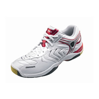 Yonex SHB-92MX 2010 White/Red Men Badminton Shoes