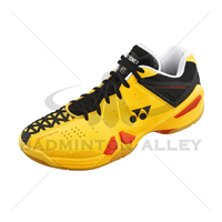 Yonex SHB-PC-01 LTD Flash Yellow Badminton Shoes