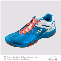 Yonex SHB-PC-02 MX Blue Men Badminton Shoes