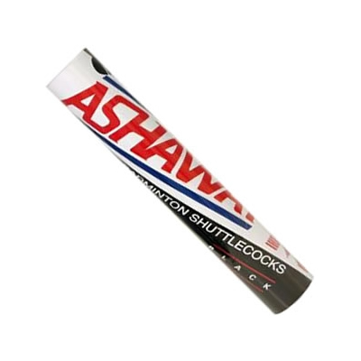 ASHAWAY Black Tournament 450 Feather Shuttlecock