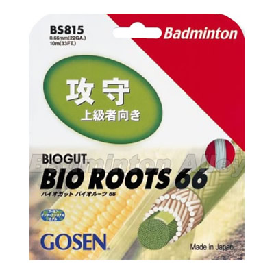 Gosen Bio Roots 66 Badminton String