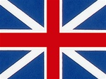 Union Jack or King's Colors Flag