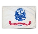 Army Flag by Valley Forge