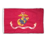 Marine Corps Flag by Valley Forge