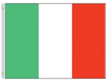 Italy Flag by Valley Forge