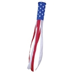 Patriotic Windsock