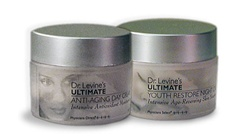 Save with Dr. Levine's Ultimate Anti-Aging Cream combination.