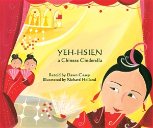 Yeh-hsien (A Chinese Cinderella) - Bilingual Book