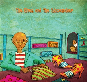 The Elves and the Shoemaker- Bilingual Book