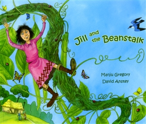 Jill and the Beanstalk - Bilingual Book