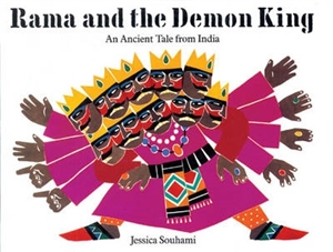 Rama and the Demon King (bilingual)