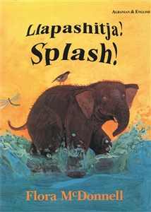Splash! - Bilingual Book