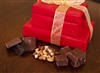 4LB Gift Pack of our Nut Bark, Creamy Fudge and Mixed Nuts (Price includes shipping!)