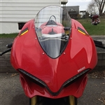 Ducati 1299 Mirror Block Off LED Turn Signals
