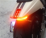 SPORTBIKE LITES Harley Davidson V-Rod LED Fender Eliminator Kit